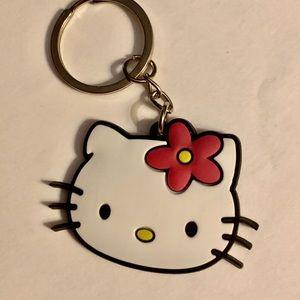 Hello Kitty Backpack/Bag Charm, Key Ring
